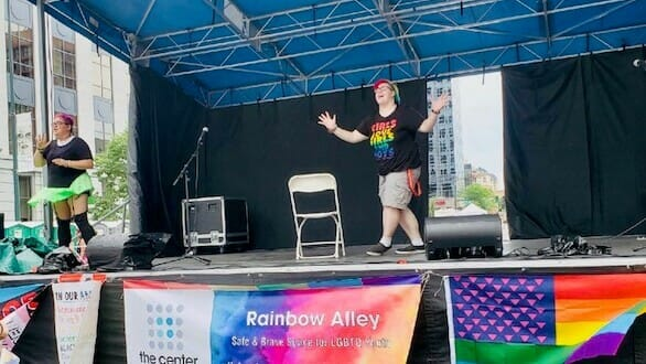 Rainbow Alley Drag Show and Party