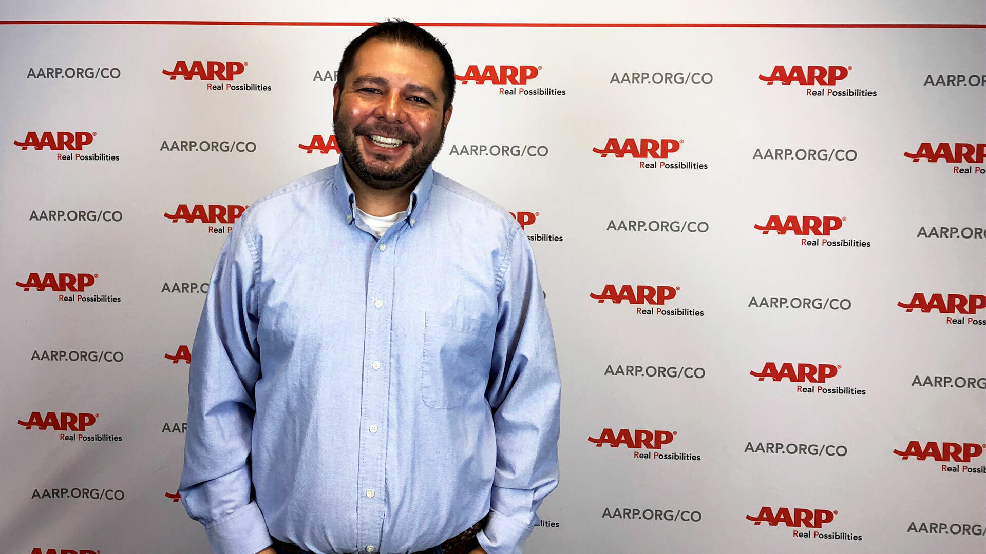 Jeremiah Mora, AARP
