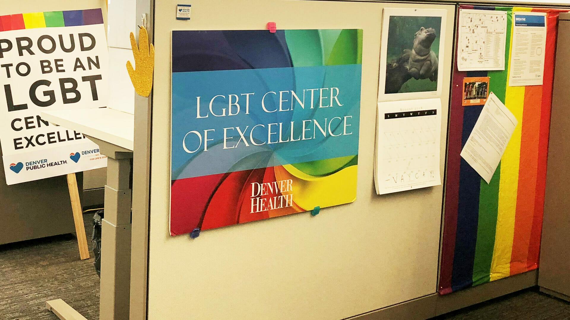 Denver Health LGBT Center of Excellence