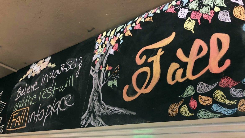 Rainbow Alley Youth Chalk Art