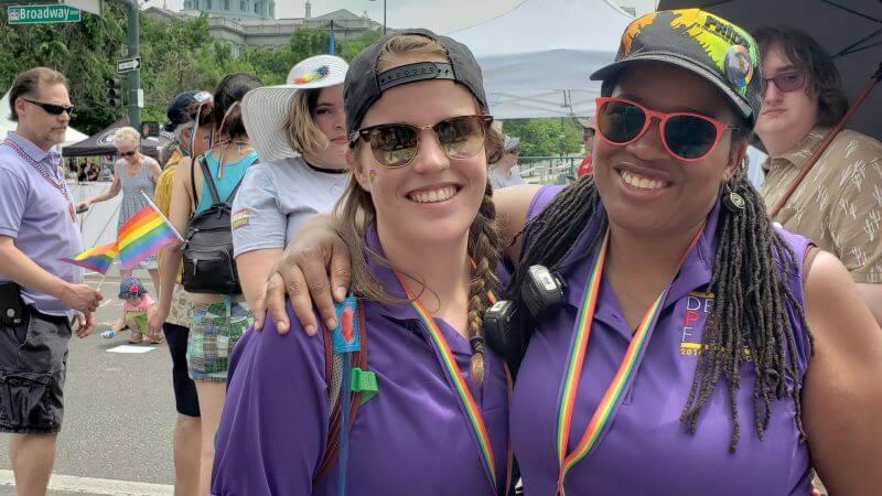 Rainbow Alley Staff