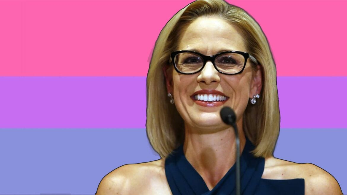 Krysten Sinema Elected to Senate