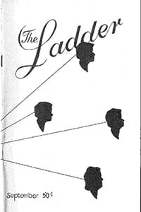 The Ladder, September 1958, Volume 2, Number 12