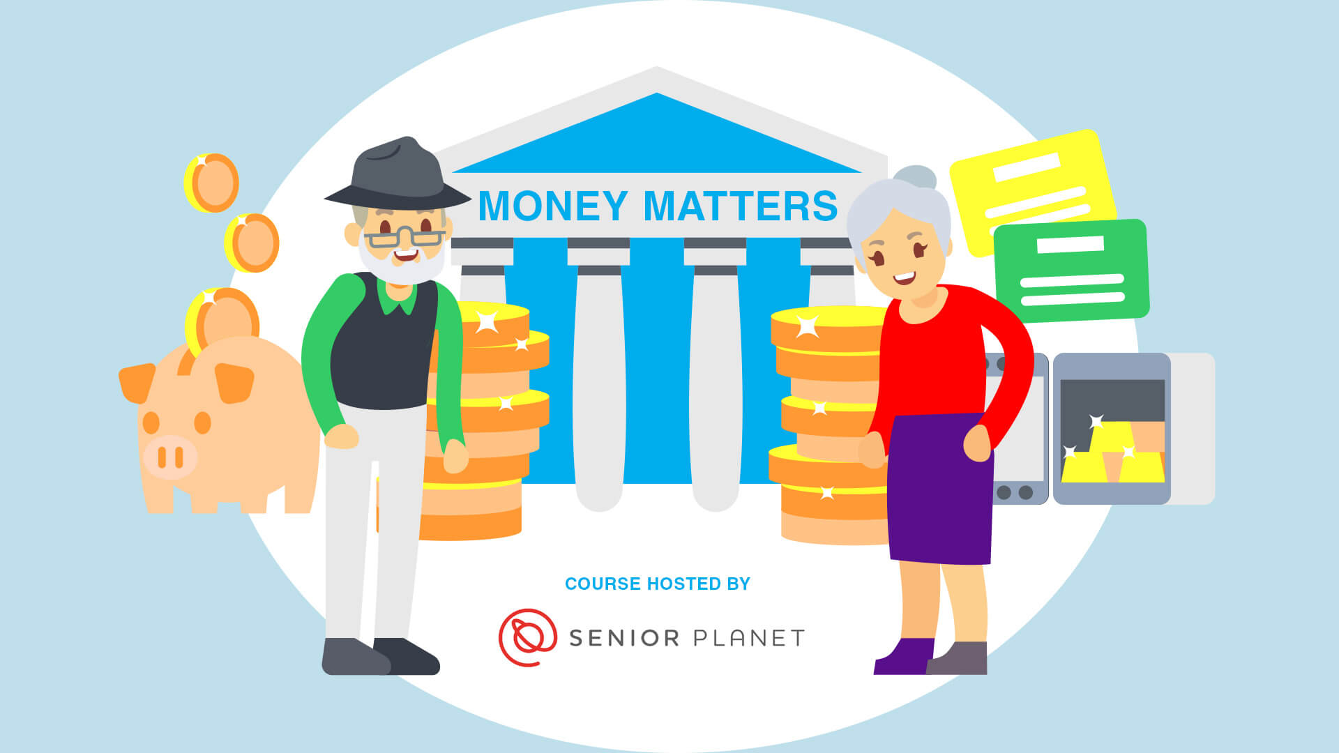 Money Matters for Older Adults