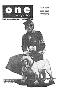 One Magazine, July 1967, Volume 15, Number 4