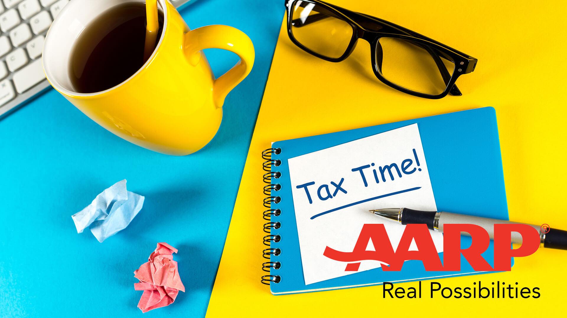 AARP Tax Aide 2019