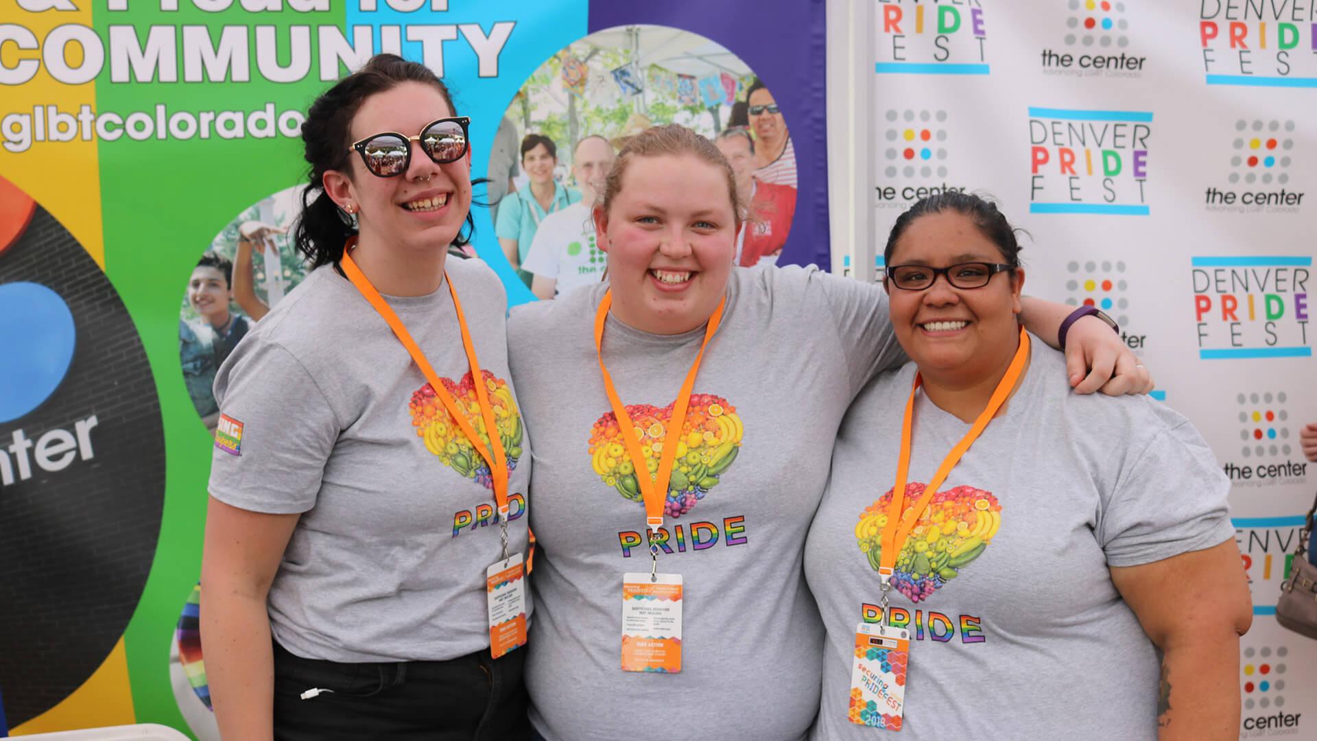 Volunteer Orientation for Denver Pride 2019