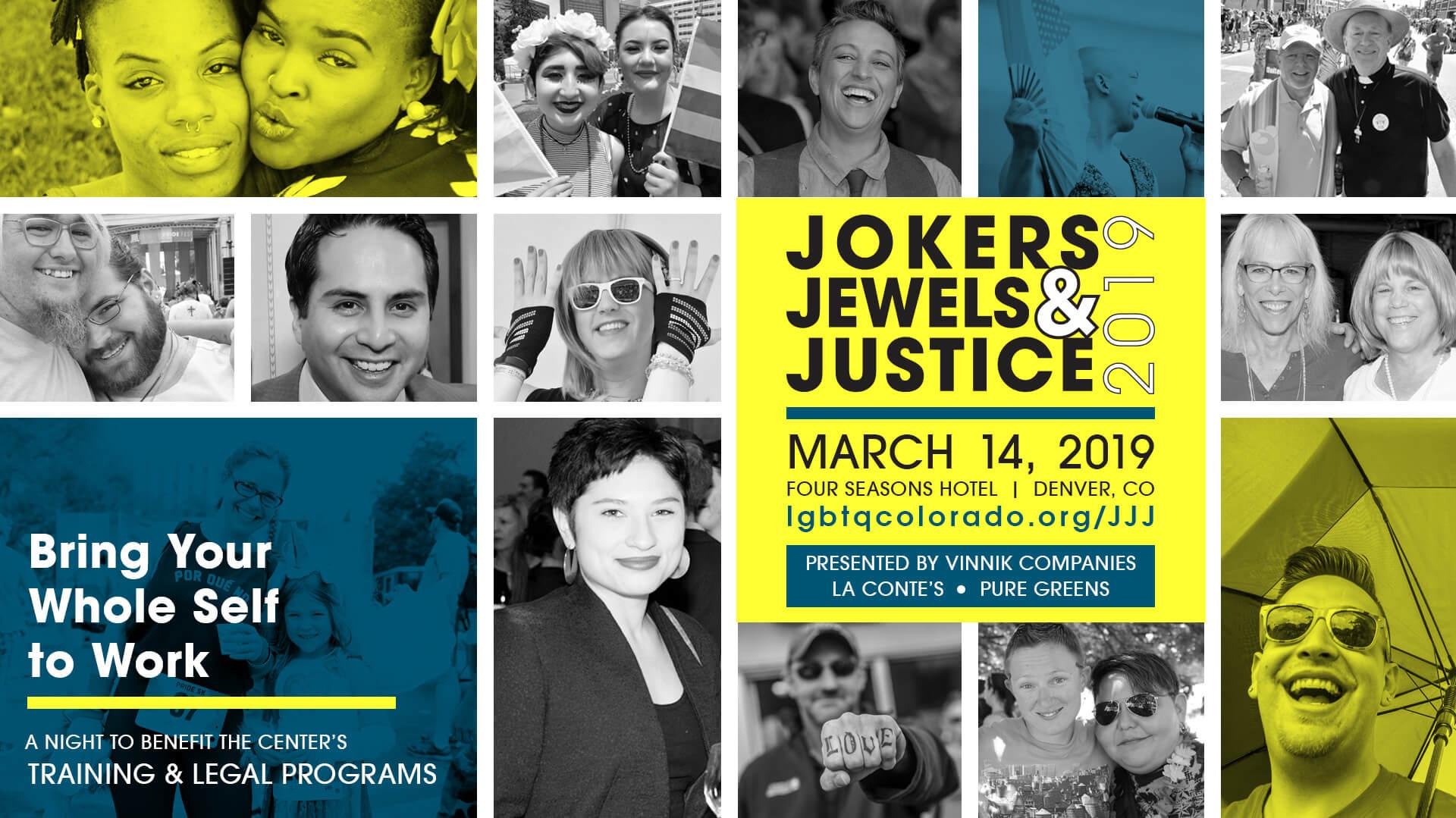 Jokers, Jewels & Justice 2019