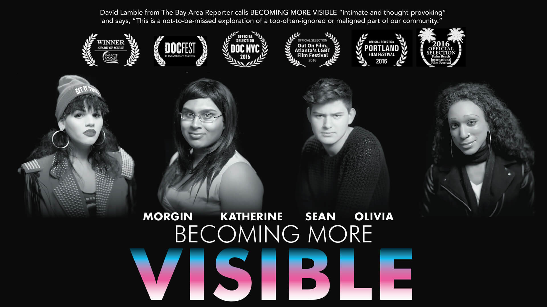 Becoming More Visible Film Screening