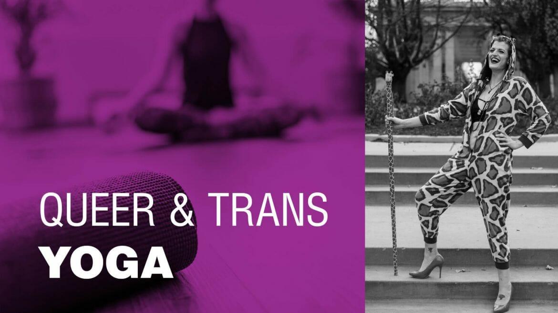 Queer & Trans Yoga