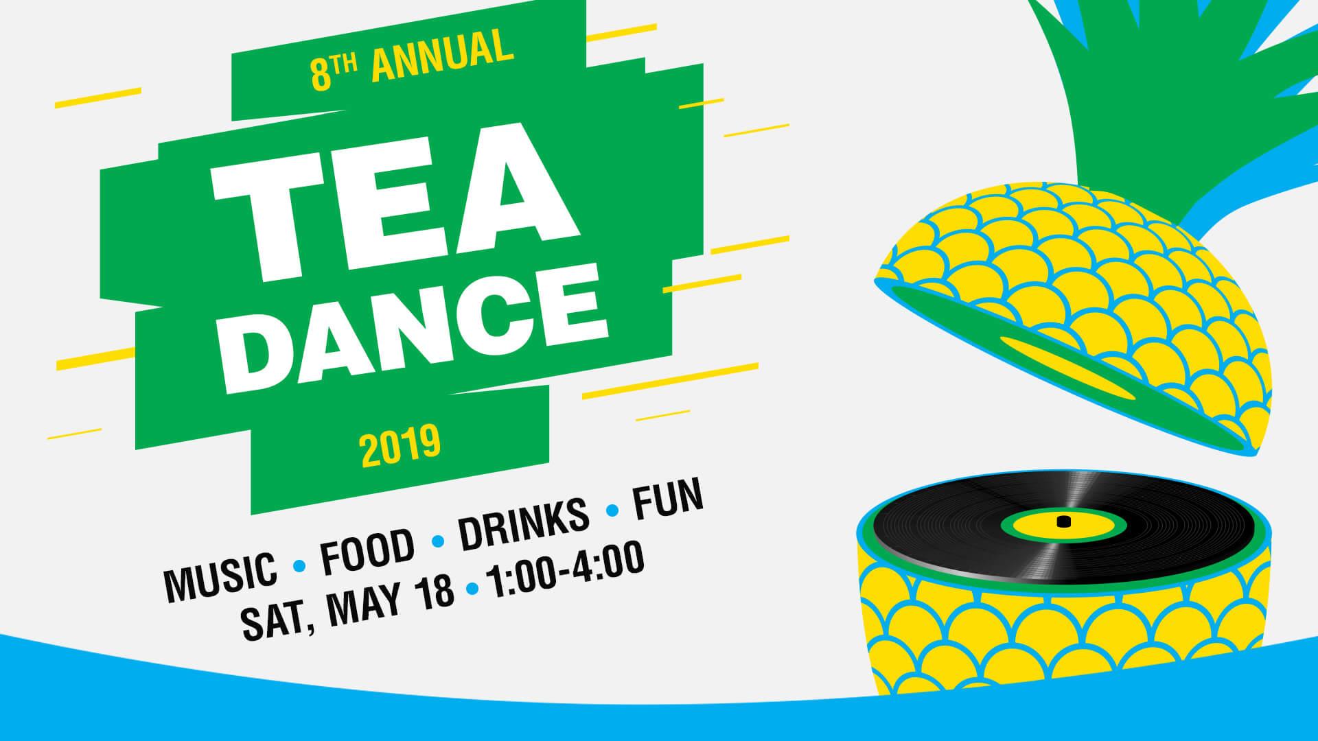 8th Annual Tea Dance