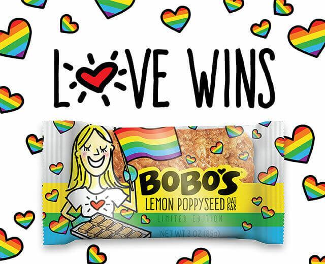 Bobo's Love Wins