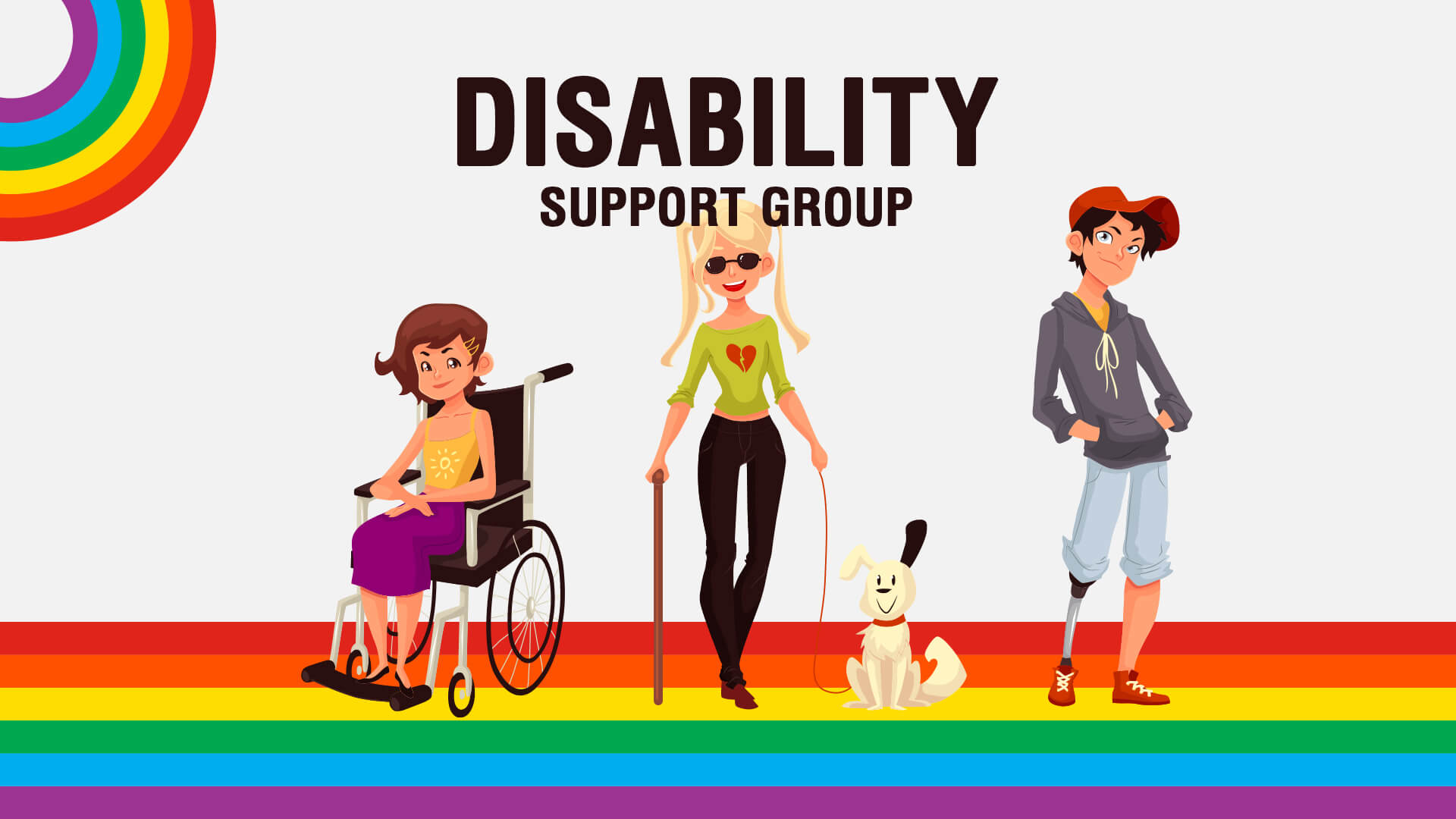 Disability Support Group for Youth