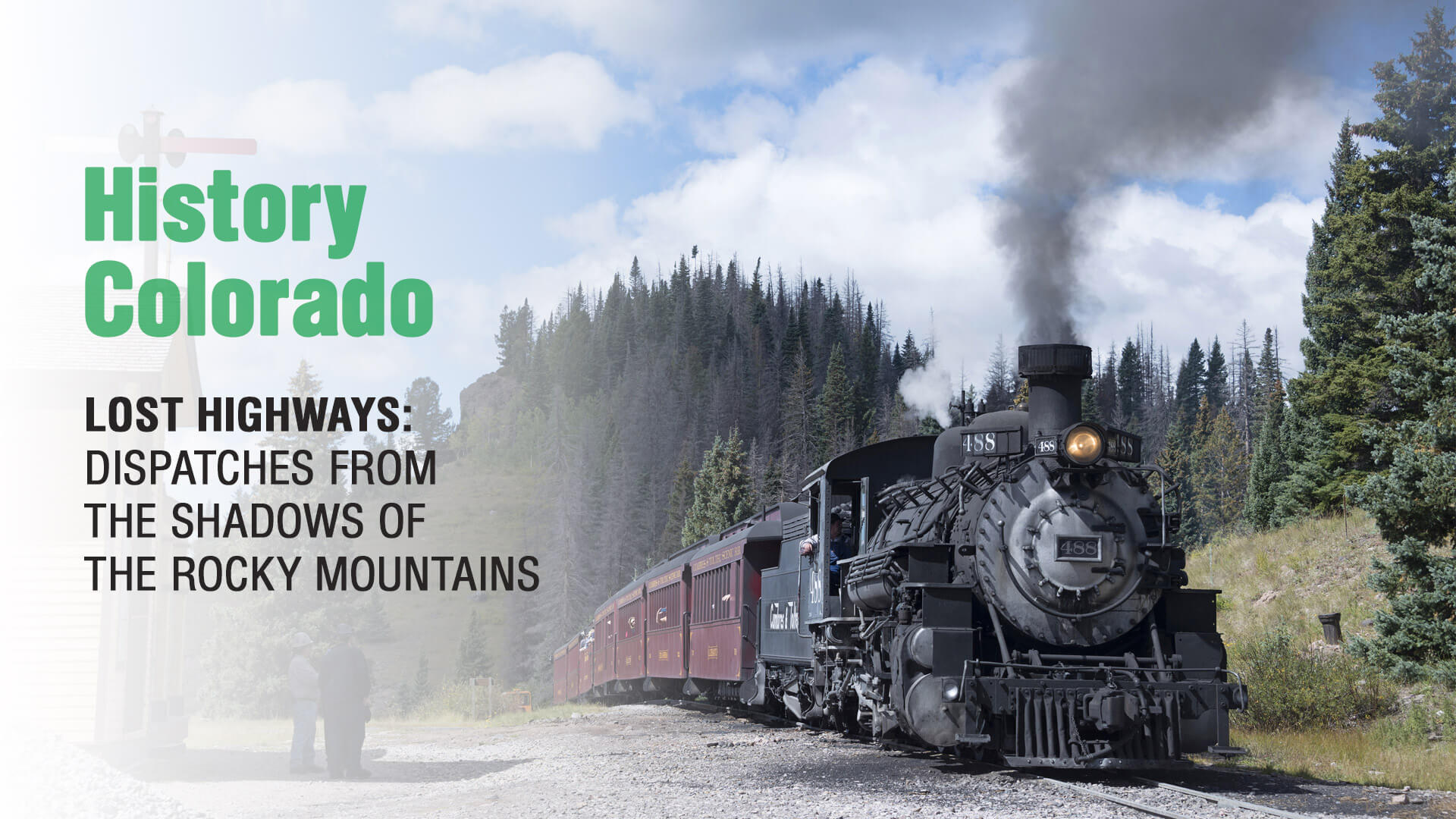 SAGE & History Colorado Lunch and Learn