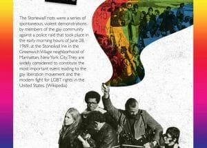 Stonewall Riot Timeline