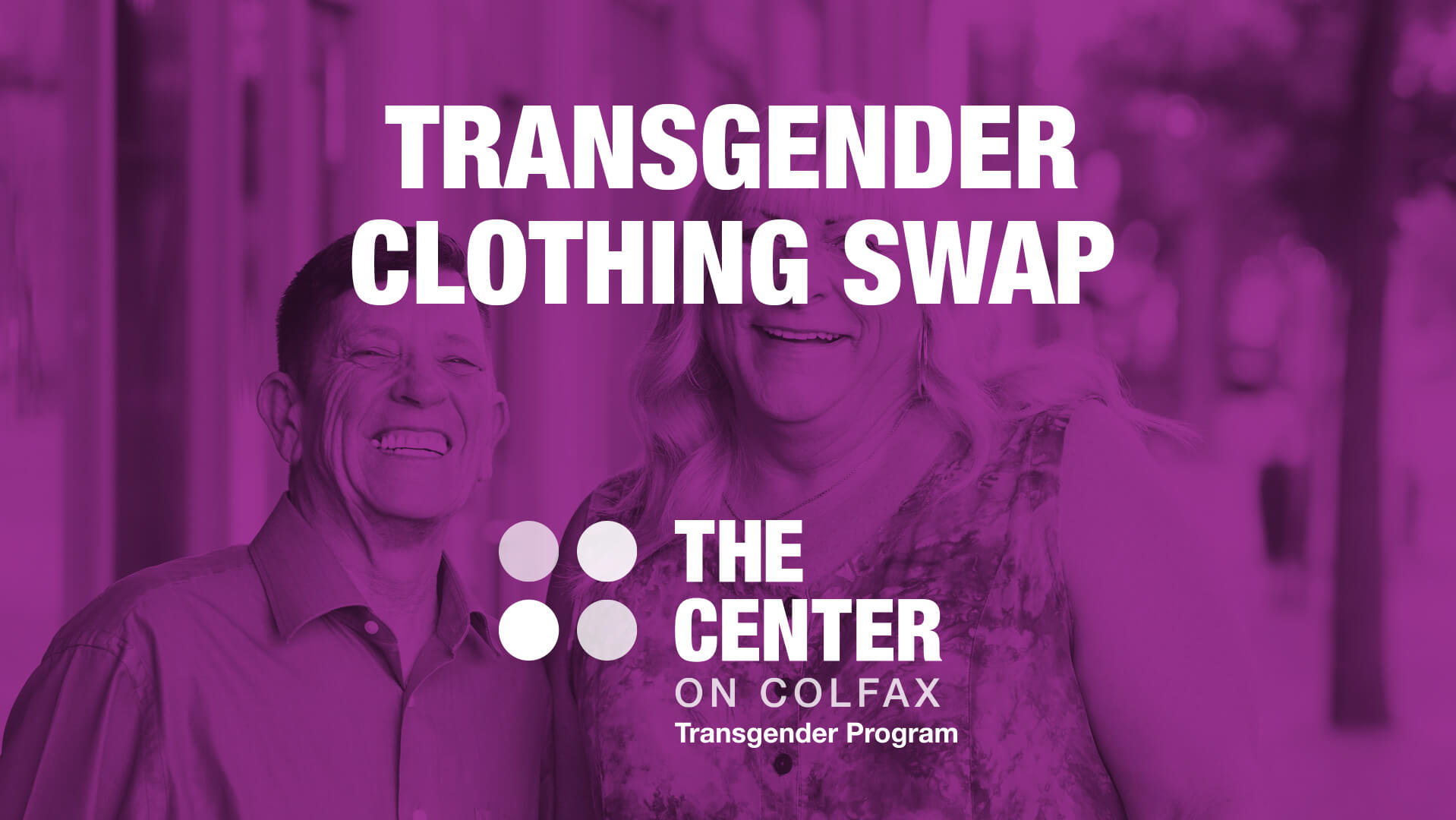 Transgender Clothing Swap (Transgender Program) | The Center
